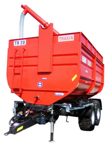 "Hopper grain distributor for seed drills ""Trakia"""