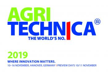 """MADARA AGRO"" will participate at the exhibition AGRITECHNICA 2019 !"