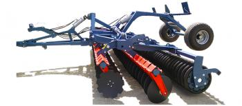"Disc cultivator compact ""Princess"""